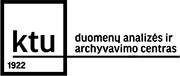 Duomenų analizės ir archyvavimo centras (DAtA)